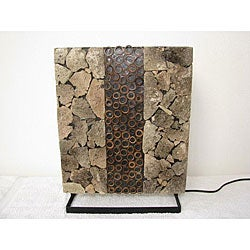 Lava Stone RAS Table Lamp (Indonesia)