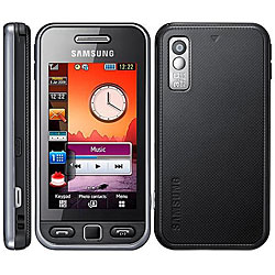 Samsung S5230 Star GSM Unlocked Touch Cell Phone (Refurbished)