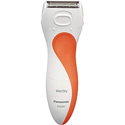 Panasonic ES2291DT Close Curves Women's Travel Wet/ Dry Shaver