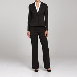 Nine West Women's 3-piece Corset-style Pant Suit