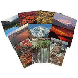 Set of 10 Natural Light Greeting Cards (Nepal)