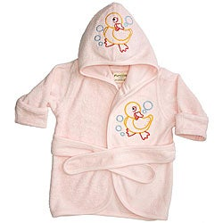 Funkoos Rubber Ducky Organic Cotton Hooded Bath Robe