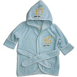 Funkoos Organic Bath Time Hooded Bathrobe