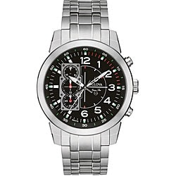 Bulova Men's Titanium Marine Star Chronograph Watch