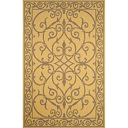Gatework Natural Rug (4&#39;11 x 7&#39;6)
