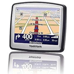 TomTom ONE 130-S GPS Navigation System (Refurbished)