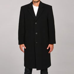 MICHAEL Michael Kors Men's Wool Blend Overcoat FINAL SALE