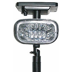 Tricod Solar Plastic Spotlights (Set of 2)