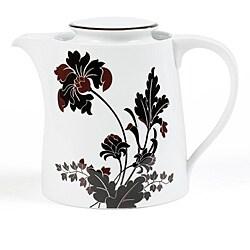 Mikasa Cocoa Blossom Tea Server