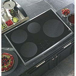 GE Profile Electric Induction 30-inch Cooktop