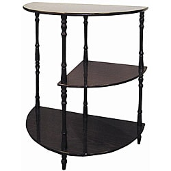 Cherry 3-tier Half Table