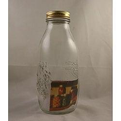 Bormioli Rocco Italian Fido 1-liter Canning Jars (Set of 6)