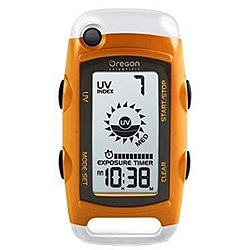 Oregon Scientific EB612 Portable UV Monitor with Exposure Timer