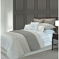 Nouveau Queen-size 3-piece Duvet Cover Set