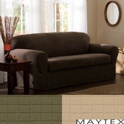 Reeves Stretch 2-piece Sofa Slipcover