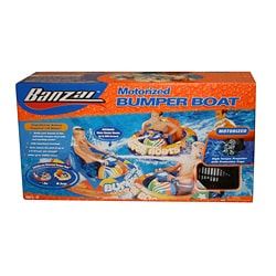 Inflatable Motorized Bumper Boat