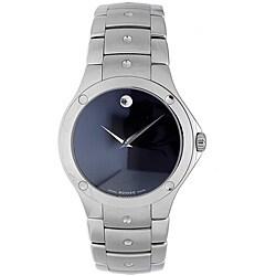 Movado Men's S.E. Stainless Steel Quartz Watch