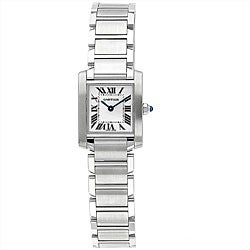 Cartier Women's W51008Q3 Stainless Steel Automatic Watch