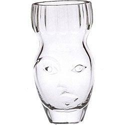 Orrefors Sadeh Sculpture/ Vase