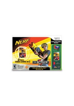 Wii Nerf N Strike Dbl(Bundle)B