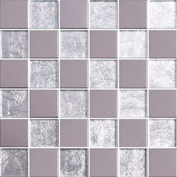 Trend Foil Mosaic Tiles I-443 (Pack of 11)