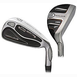 Nicklaus Men's Polarity MTR Claw 8-piece Hybrid/ Iron Combo Set