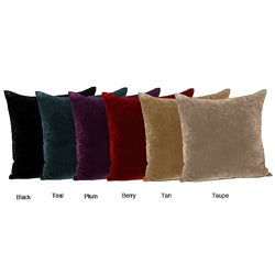 Jovi Home Velvet Decorative Pillow