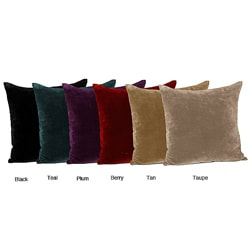Jovi Home Velvet Decorative Pillow