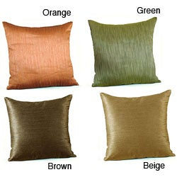 Jovi Home Textured Decorative Pillow