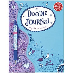 Klutz Doodle Journal Kit