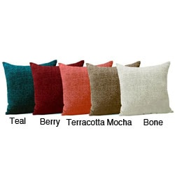 Jovi Home Chenille Decorative Pillows