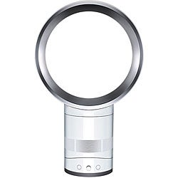 Dyson AM01 10-inch White/ Silver Air Multiplier (New)