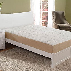 Home Fashion International 8-inch King-size Memory Foam Mattress