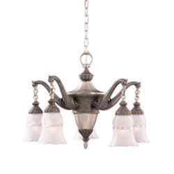 Tuscan Gold 5-light Chandelier