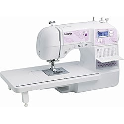 Brother SQ9000 Computerized Sewing Machine w/ Alphabet Font (Refurbished)