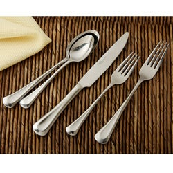 Hampton Forge Oasis Mirror 20-piece Flatware Set