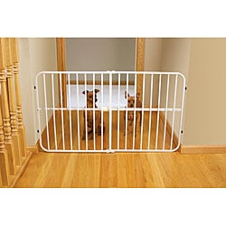 Carlson Lil' Tuffy Expandable Pet Gate