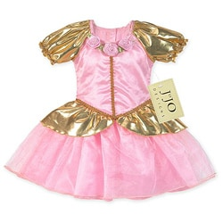 Sweet JoJo Designs Pink Pincess Costume Dress