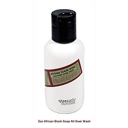 African Black Soap 2-oz Allover Body Wash (Ghana)