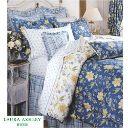 Laura Ashley Emilie Full-size 4-piece Comforter Set