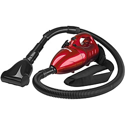 Readivac 36500 Turbo Red Canister Vacuum with Shoulder Strap