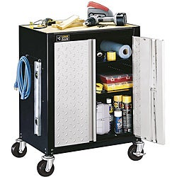 Stack-On Cadet 26-inch Wide Project Center with Doors