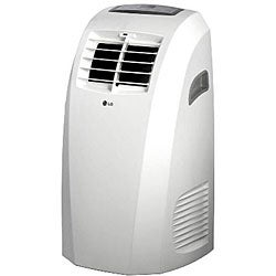 LG Electronics LP0910WNR 9,000 BTU Portable Air Conditioner with Remote (Refurbished)