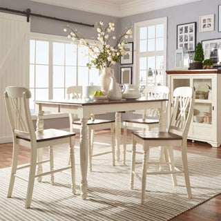 TRIBECCA HOME Mackenzie Counter-height Extending Dining Set