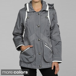 Nuage Women's Nylon Blend Jacket