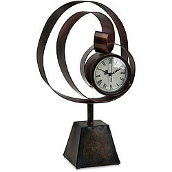 Metal Spring Clock