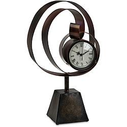Metal Spring Clock