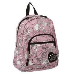 Skechers Pink Conversation 12-inch Mini Backpack