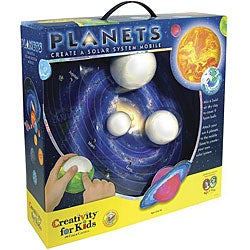 Creativity for Kids Planets Solar System Mobile Kit