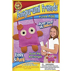 Amigurumi Friends Rosie the Rectangle Purse Pals Kit